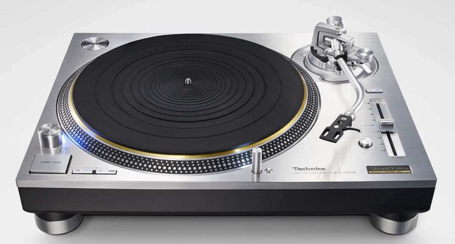 level turntables